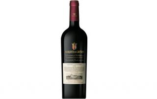 3. botella cabernet sauvignon