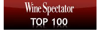 1. Wine Spectator top 100