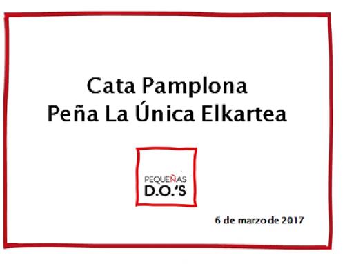 """El próximo lunes 6 de marzo Pequeñas D.O.'s presenta en Pamplona los """"Medalla de Oro"""" del 1er Concurso Nacional de Vinos de Pequeñas D.O.'s"""