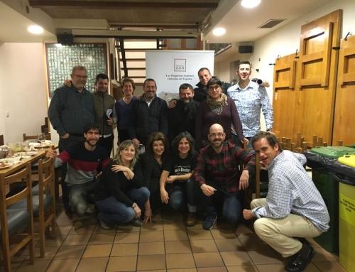 Presentación de los vinos de Pequeñas D.O.'s en Pamplona