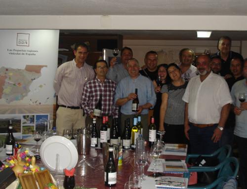 Interesante cata de vinos de Pequeñas D.O.'s catalanas en Zamora