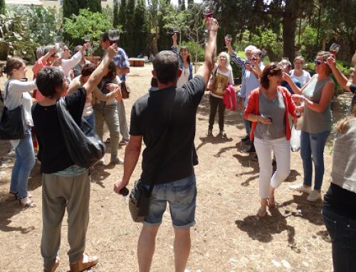 La DO Binissalem celebra el DIA MOVIMIENTO CON DO
