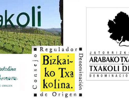 Pequeñas D.O.'s presentará en Segovia y Málaga los Txacolís de las 3 D.O.'s vascas