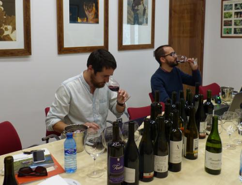 La Guia Peñin cata 66 vinos de la D.O. Ribeira Sacra para su publicación de 2018