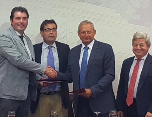 La OIVE y la CECRV firman un acuerdo para consensuar las medidas del sector