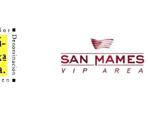 La DO Txakoli de Bizkaia se incorpora al Area VIP de San Mamés