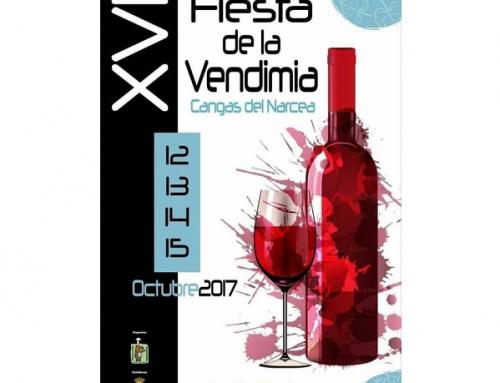 La Fiesta de la Vendimia de la DOP Cangas de Narcea se celebra entre el 12 y el 15 de octubre