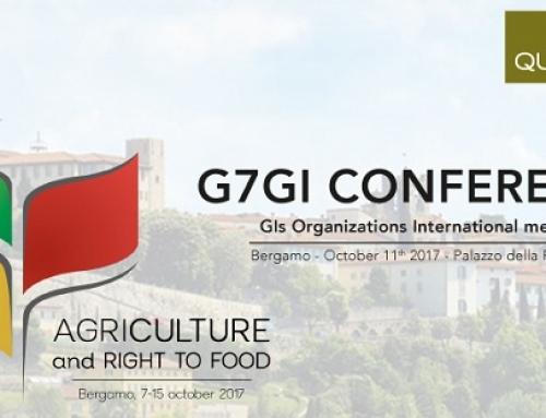 El G7 de las IG (Indicaciones Geográficas) se unen para pedir mayor protección de las mismas a nivel mundial