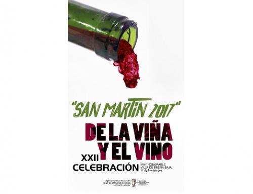 """La DO La Palma da a conocer los ganadores de la XXII edición del Concurso de los Premios Viña y Vino """"San Martín 2017"""""""