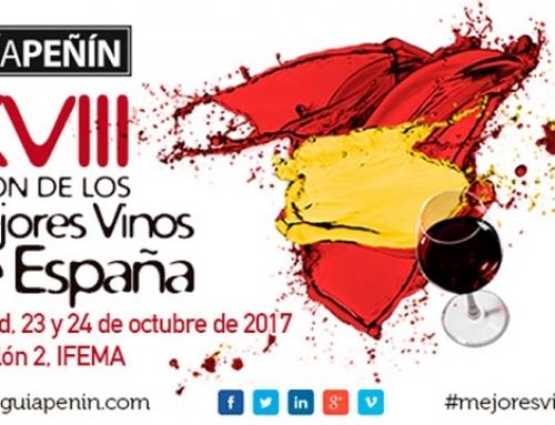 La XVIII edición del Salón de los Mejores Vinos de España de Peñín reúne bodegas de 24 Pequeñas D.O.'s