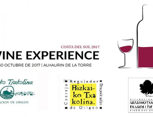 El Salon Wine Experince de la Costa del Sol del próximo lunes combinará los sabores del Norte y el Sur