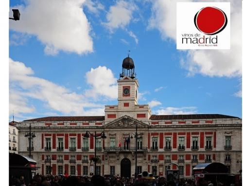 El 18º Salón de la DO Vinos de Madrid el próximo 13 de noviembre