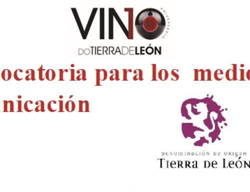 Con motivo de su 10º aniversario la DO Tierra de León organiza un Show Room con 26 bodegas participantes