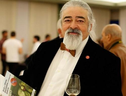 Luis Paadín y el Presidente de la DO Ribera Sacra presentan hoy la Guía de Vinos de Galicia