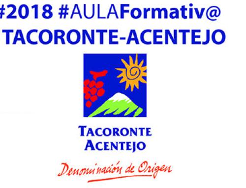 La DO Tacoronte Acentejo publica sus actividades de cara al 2018