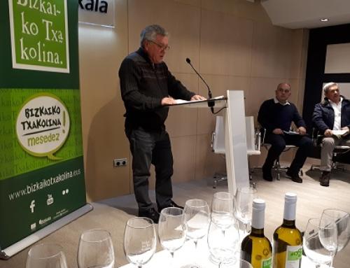 La DO Txakoli de Bizkaia presenta a su nueva Junta Directiva