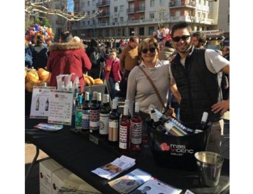 Bodegas de la DO Tarragona participaron con la Gran Fiesta de la Calçotada de Valls