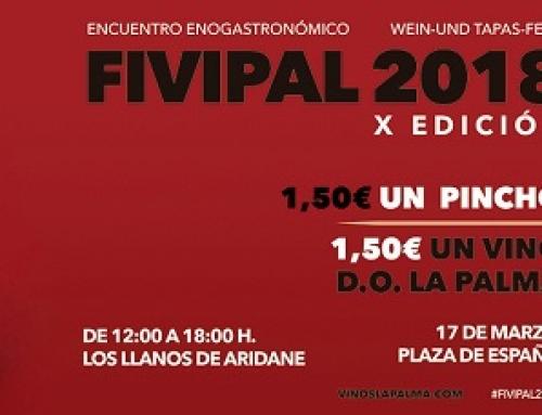 La DO La Palma presenta su cartel para la X edición de Fivipal