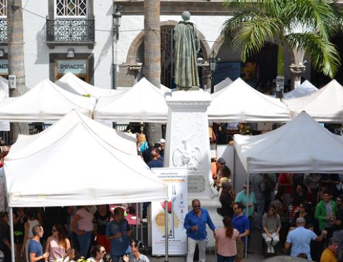 La Feria del vino de La Palma se celebra el sábado 17 de marzo en la Plaza de España de los Llanos de Aridane