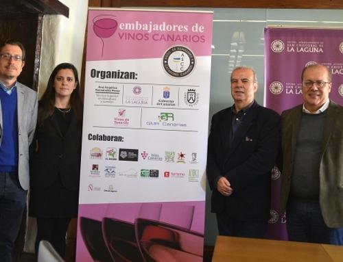 """Se presenta en La Laguna el Curso de """"embajadores de vinos canarios"""""""