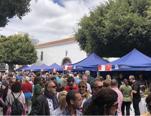 La Pequeña D.O. La Palma celebra la 10ª edición de FIVIPAL con casi 10.000 degustaciones