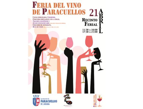 Los Vinos de Madrid tienen una cita este sábado 21 en Paracuellos del Jarama