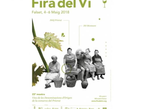 La DOCa Priorat abre el período de inscripción en la Cata de Profesionales de la Feria del Vino de Falset 2018