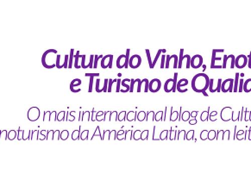 """La revista brasileña referencia en Enoturimso y Vinos """"in Vino Viajas"""", escribe un artículo sobre nuestras Pequeñas D.O.'s"""