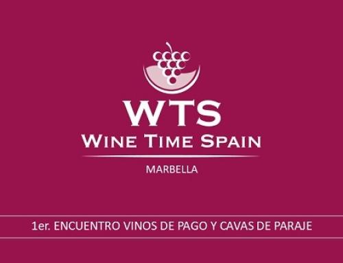 WTS, Wine Time Spain la feria del lujo y la alimentación se celebrará el 7 y 8 de junio en el Hotel Villa Padierna de Marbella