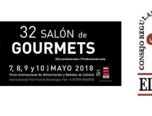 La Pequeña DO El Hierro participa por vez primera en el Salón Gourmet con varias catas