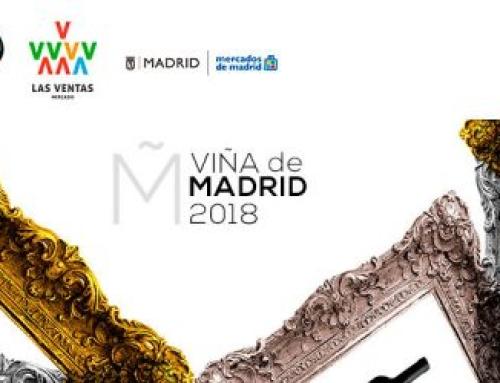 El próximo lunes 2 de julio se conocerán los ganadores de los Premios Viña de Madrid 2018