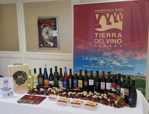 Las Pequeñas D.O.'s Tierra de Zamora y Arlanza presentan sus vinos en Madrid