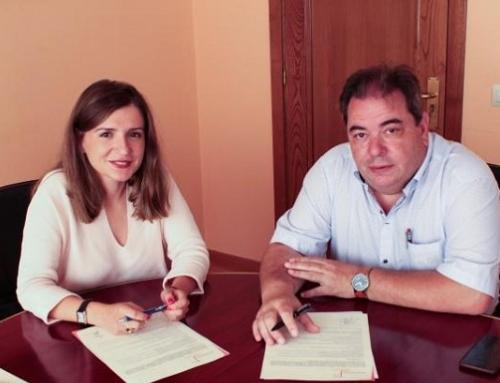 El Concello de Verín y la Pequeña DO Monterrei firman un acuerdo de colaboración