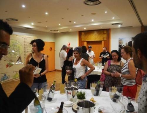 Mas de 50 asistentes en la presentación de la Pequeña DO Monterrei en León