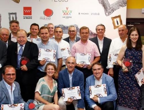 Se entregan los Premios Viña de Madrid 2018