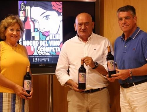 El secretario de la Pequeña DO Málaga y Sierras de Málaga dará el pregón en la 43ª edición de la Fiesta del Vino