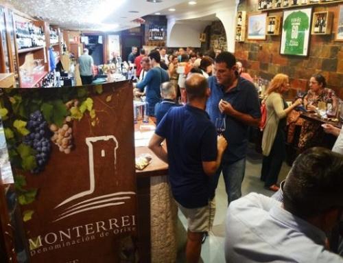 La Pequeña DO Monterrei reúne más de un centenar de personas en El Ferrol
