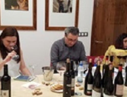 Los importadores rusos del Grupo Simple valoran positivamente los vinos de la Pequeña DO Ribeira Sacra