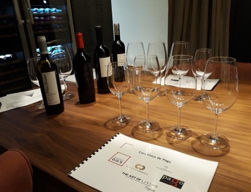 Pequeñas D.O.'s presenta los Vinos de Pago en el espacio The Art of Living Frigicoll de Madrid