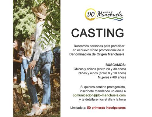 La Pequeña DO Manchuela hace un casting para un video promocional