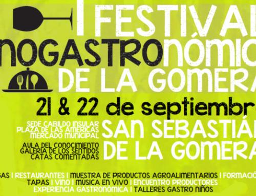 La Pequeña D.O. La Gomera impulsa el 1er Festival Enogastronómico de la isla