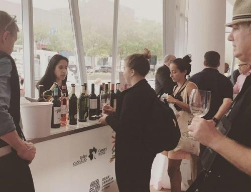 Seis bodegas de Canarias presentan sus vinos en Nueva York de la mano de Proexca