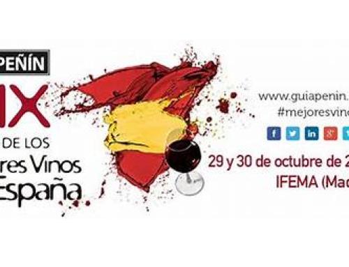Hoy se inagura el Salón de los Mejores Vinos de Peñin con 26 Pequeñas D.O.'s representadas