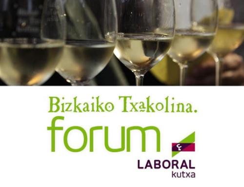 La Pequeña DO Txakoli de Bizkaia celebra la tercera edición del Foro del Txakoli