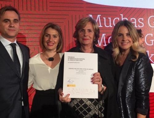 """El Vino """"S"""" del Pago de Aylés recibe el premio al Mejor Vino de España"""