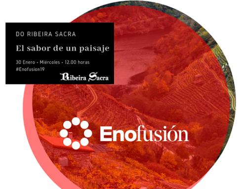 La Ribeira Sacra promociona sus vinos en Fitur y Enofusión