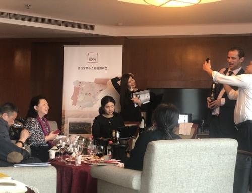 Pequeñas D.O.'s presenta sus vinos en el mercado chino