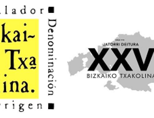 Hoy se celebra la Bizkaiko Txakolinaren Eguna, fiesta de presentación de la última añada del Txakoli de Bizkaia