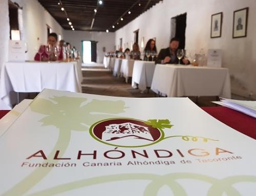 La Palma acoge la fase previa del  XXXII Concurso Regional de Vinos de Canarias, Alhóndiga 2019