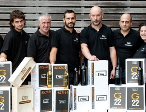 Un txakoli de la Pequeña DO Bizkaiko Txakolina elegido como mejor vino blanco del mundo